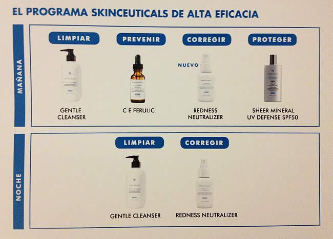 Programa SkinCeuticals de alta eficacia